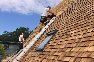 new roof repair