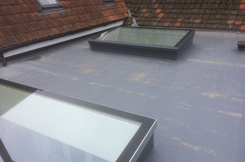 flat roof repair finchingfield