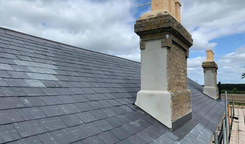 Chimney & Brickwork 4, ELC Roofing, Sudbury, Ipswich, Saffron Walden