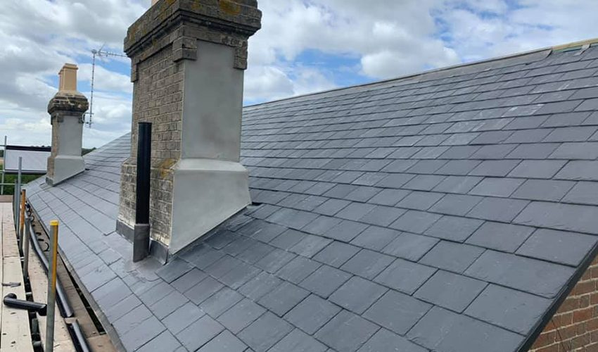 Chimney & Brickwork 5, ELC Roofing, Sudbury, Ipswich, Saffron Walden