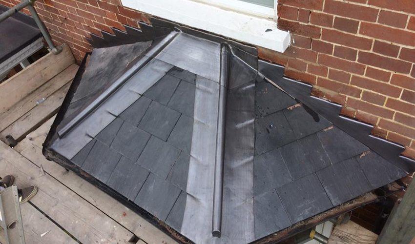 Lead Work 14, ELC Roofing, Sudbury, Ipswich, Saffron Walden