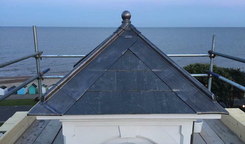 Lead Work 6, ELC Roofing, Sudbury, Ipswich, Saffron Walden