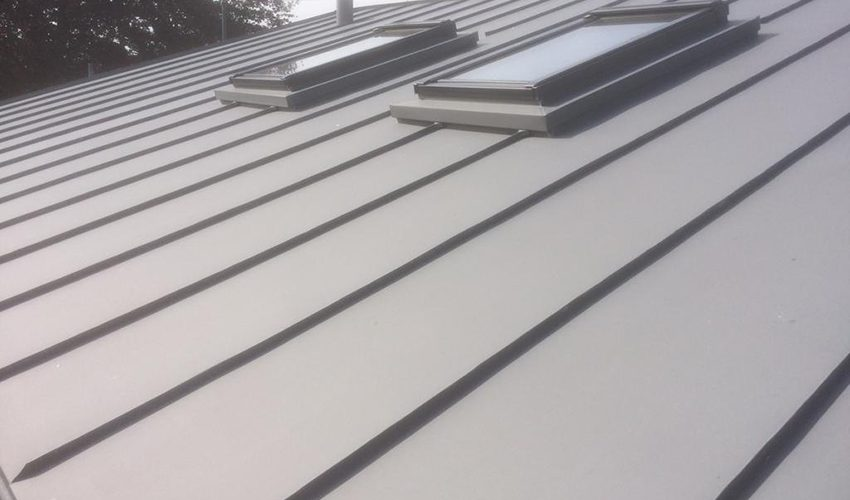 Zinc 11, ELC Roofing, Sudbury, Ipswich, Saffron Walden